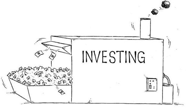 Vòng luẩn quẩn tài chính