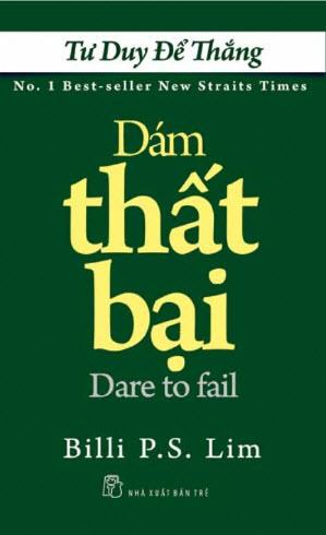 sách nói Dám thất bại - Bill P. S. Lim