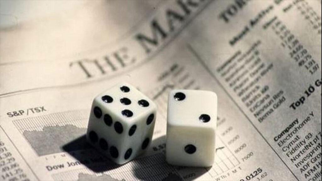 cờ bạc và đầu cơ tài chính