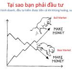 tại sao nên đầu tư thay vì tiết kiệm