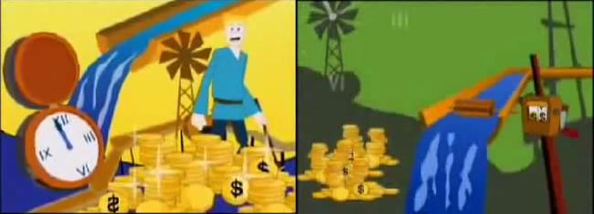 Một hình thức thu nhập, không cần dùng thời gian và sức khỏe để kiếm tiền