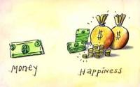 tiền bạc và hạnh phúc